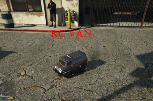 RC Van [Add-On]