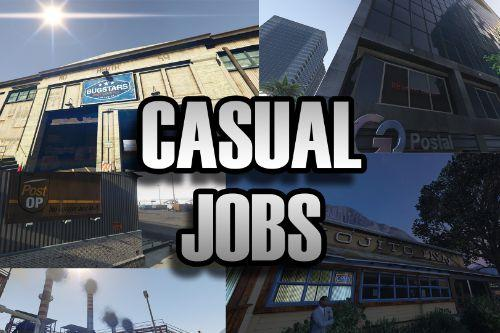 "Casual Jobs (""Rabbit Holes"")"