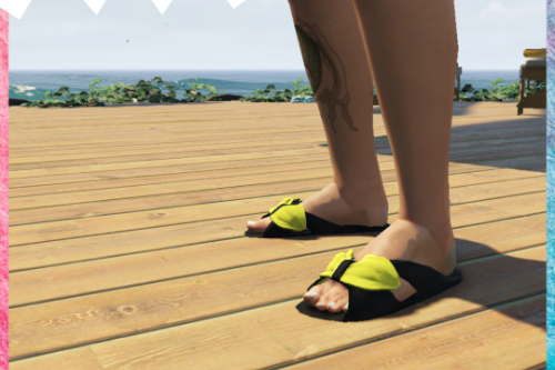 Casual Slippers for MP Female