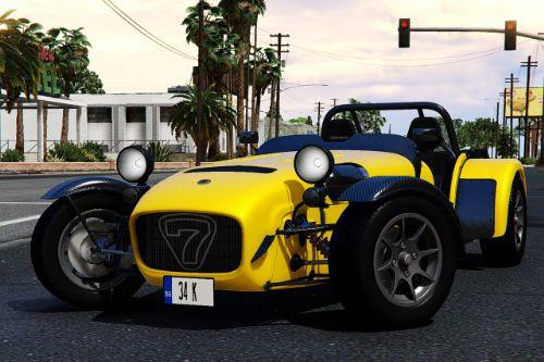 Caterham R500 2011-2013 [ Add-On | RHD]