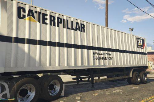 Caterpillar Rental Power Portable Generator