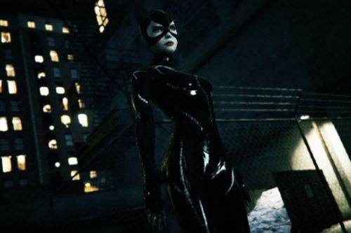 Catwoman 1992 Texture Improvement