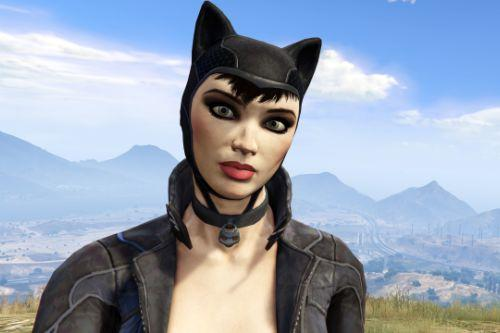 Catwoman (Arkham City) [Add-on Ped]