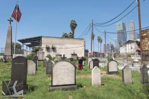Cemetery of Southern Los Santos [Map Editor]