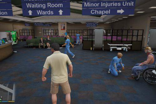 Central Medical Los Santos Interior [MLO]