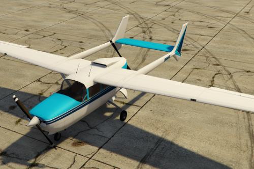 Cessna 337 SkyMaster [Add-On | OIV | Liveries]