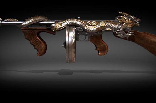 CF's Thompson Infernal Dragon