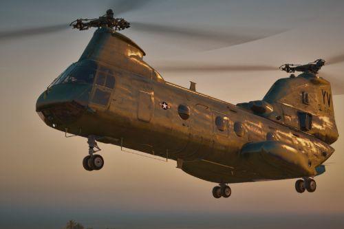 CH-46E Vietnam War Era Skins