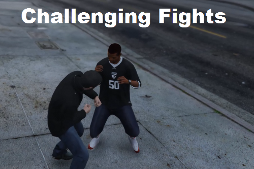 Challenging Fights