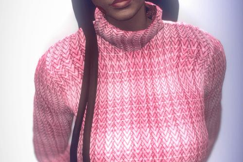 Chanel hat + braided hair (mp female)