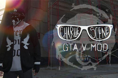 Charlie Scene (Full Outfit Mod for Trevor)
