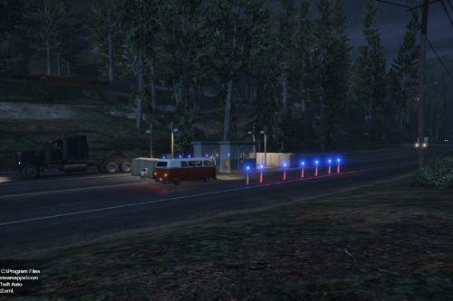 Road Checkpoint