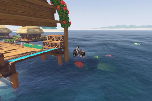 Cheep Cheep Beach (Mario Kart 8)