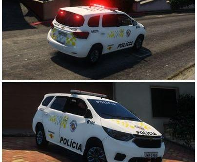 Chevrolet Spin 2020 [Replace | ELS]