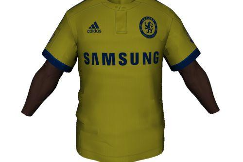 Chelsea Jersey for Franklin
