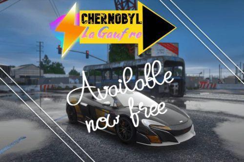 Chernobyl ENBSeries & Reshade preset for NaturalVision Evolved + QuantV
