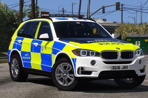 Cheshire Constabulary X5 F15 (Traffic - 2016)