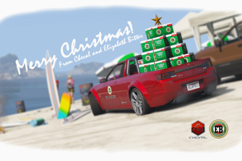 Cheval Boomerang EB SS Xmas Special [Add-On | RHD]