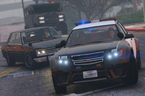 Cheval Fugitive - Los Santos Police Department [Add-On]