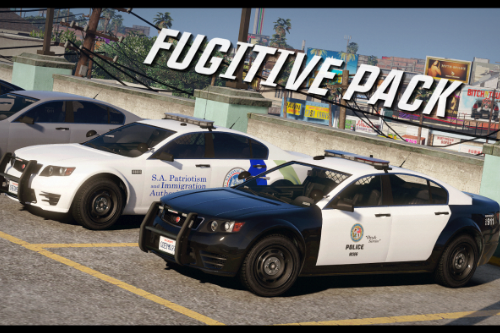 Improved Cheval Fugitive Pack [Add-On + Replace]