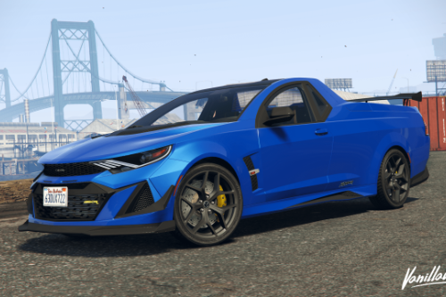 Cheval Picador EXR [Add-On | Liveries | Tuning]