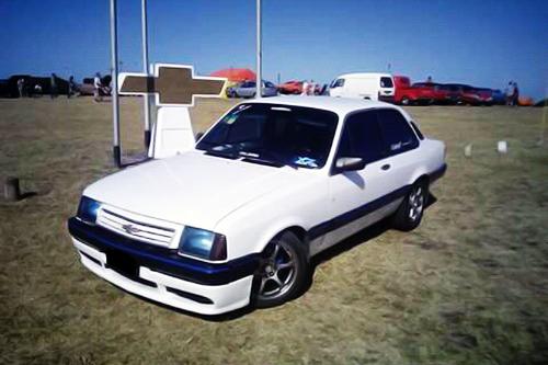 1993 Chevrolet Chevette 1.6s