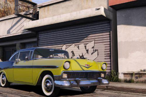 1956 Chevrolet Bel Air & Nomad [Add-On | LODs]