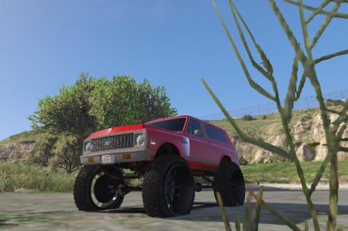 2019 Chevy 4500 Replacebeta Gta5 Mods