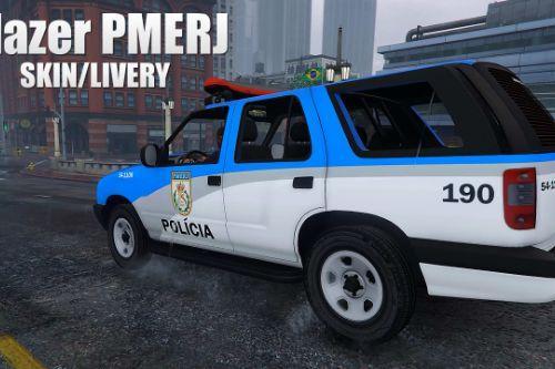 Chevrolet Blazer PMERJ + Handling Fix
