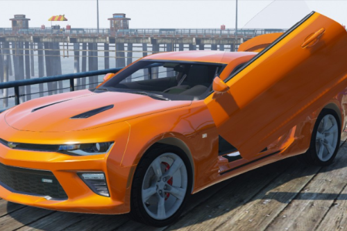 Chevrolet Camaro SS 2016 [Add-On / Replace]