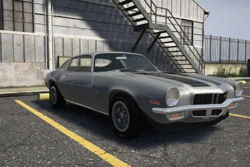1970 Chevrolet Camaro Z28 [Add-On | Tuning | LODs | Template]