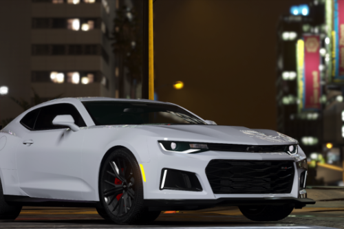 Chevrolet Camaro 2017 ZL1 [Add-On / Animated]