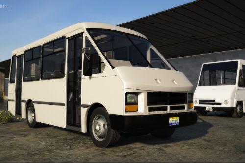 Chevrolet Casa Casavan Microbus [Add-On | Replace | Template]