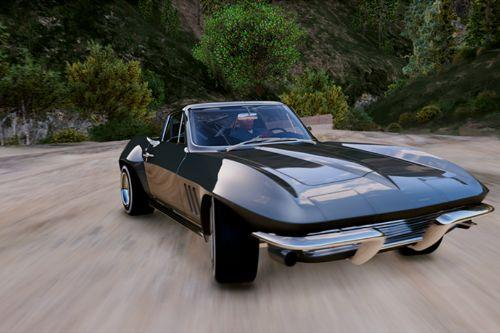 Chevrolet Corvette C2 [Replace]