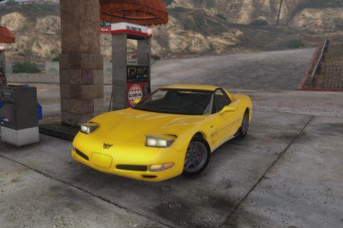 Chevrolet Corvette C5 Z06 [Add-On | Template | LODs]