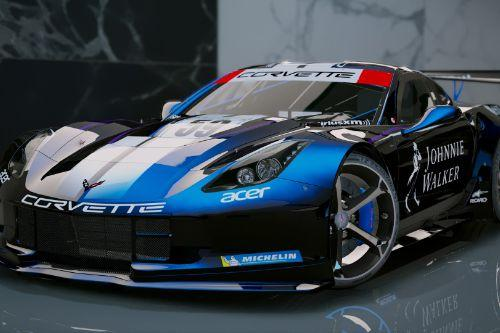 Chevrolet Corvette C7R GTLM [Add-On]