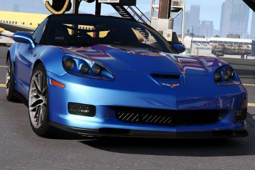 2009 Chevrolet Corvette ZR1 [Add-On | Tuning | Extras | Template]