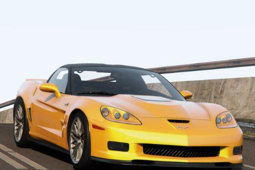 2009 Chevrolet Corvette ZR1 [Add-On | Extras | Template]