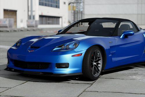 2009 Chevrolet Corvette ZR1 [Add-On | Extras | Template]