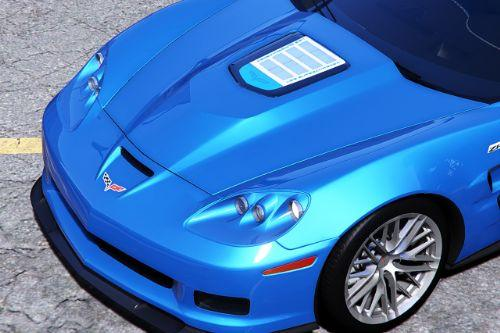 2009 Chevrolet Corvette ZR1 [Add-On | Wheel | Extras | Template]