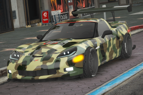 Chevrolet Corvette ZR1 [Add-On /FiveM | Template]