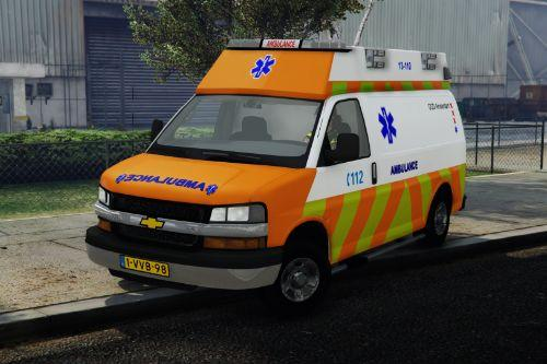 Chevrolet Dutch 'VZA' Ambulance [ELS]