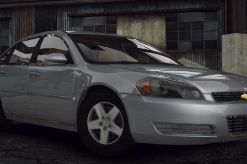 Chevrolet Impala LS 2010 [Add-On / Replace | FiveM | LODs]