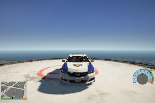 Chevrolet Impala Korean Police Skin/쉐보레 임팔라 한국 경찰스킨