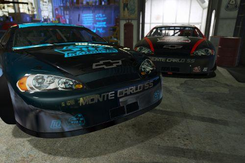 Chevrolet Monte Carlo SS Stock Car 2011 [Replace | Animated]