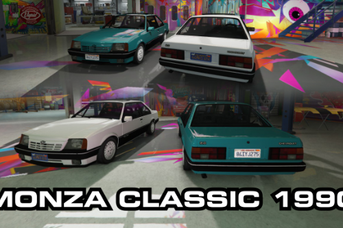 Chevrolet Monza Classic 1990 [Add-On | Tuning]