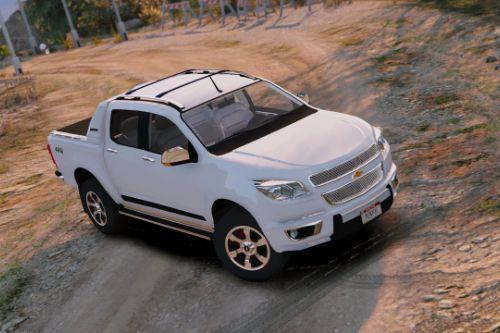 Chevrolet S10 High Country 2015 [Replace]