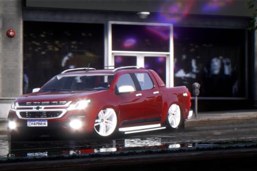 Chevrolet S10 [Add-On | FiveM]