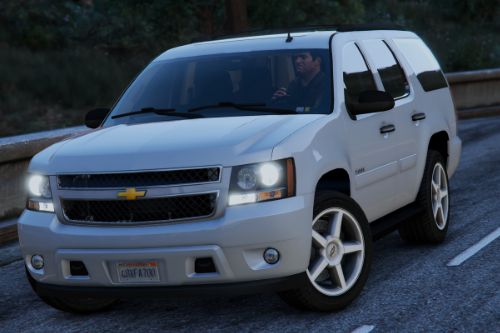 Chevrolet Tahoe [Add-On / Replace]