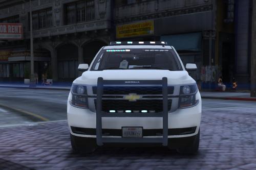 Chevrolet Tahoe Park Ranger